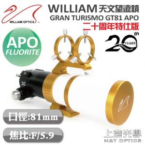 WILLIAM Gran Turismo 81 Twenty Years Anniversary Edition
